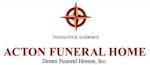 Acton Funeral Home 2018 logo 150
