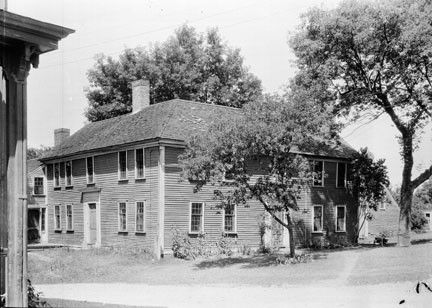 Jones Tavern early 20th century