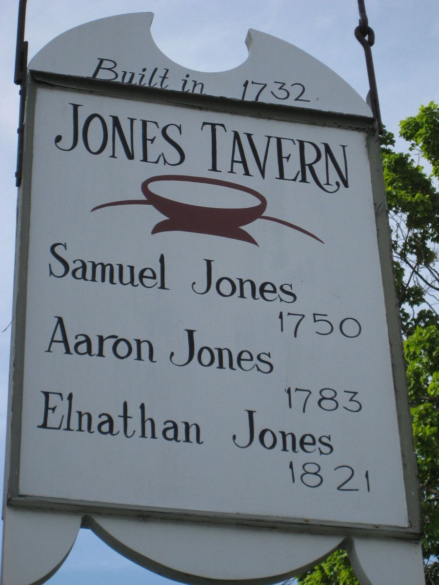 Learn about Jones Tavern